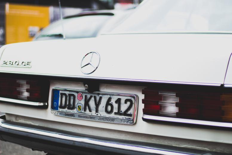 altes auto ohne tüv
