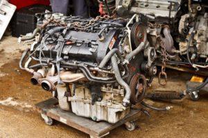Motor macht Geräusche Motorschaden